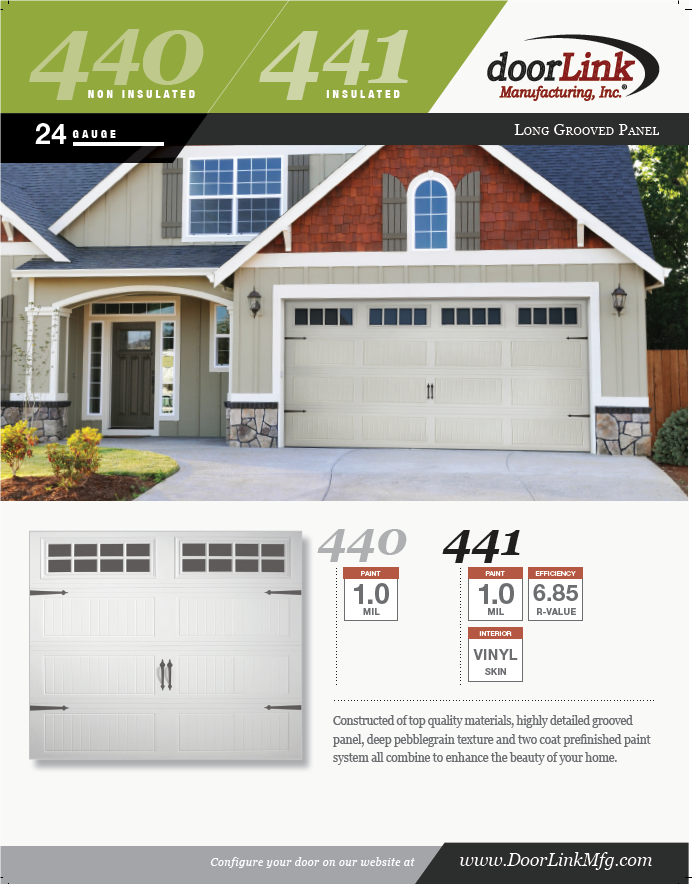 Doorlink 440 441 Ozarks Garage Doors